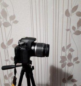 Зеркальная камера CANON EOS 500D