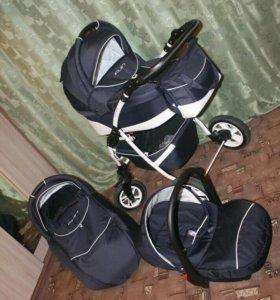 Детская коляска Verdi Fun 3в1