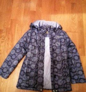 Куртка для девочки Outventure, размер 128