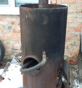 печь-котёл для бани