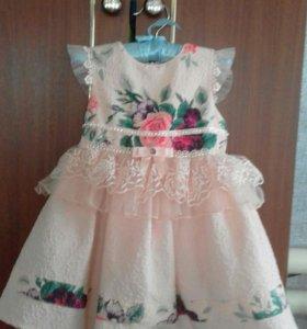 Платье фирма Дисней.