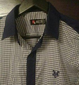 Мужская рубашка размера L
