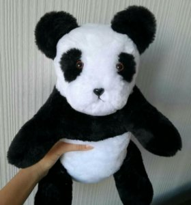 Панда мягкая