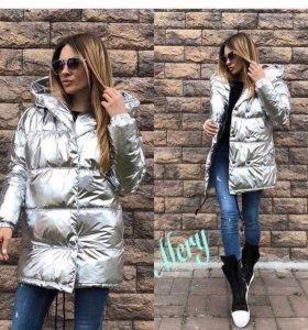 Куртка женская, размер m-l