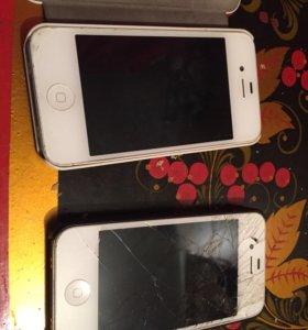 iPhone цена за оба