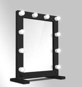 Зеркало гримёрное визажиста make-up
