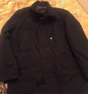 Hugo Boss куртка мужская оригинал