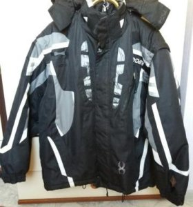 """Куртка """"Spyder"""" 50-52 разм"""