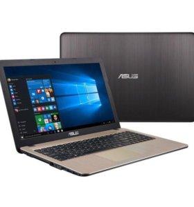 Абсолютно новый Ноутбук Asus x540s