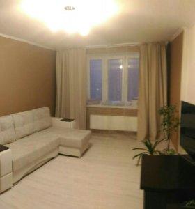 Квартира, 1 комната, 41.1 м²