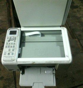 3 в 1 Принтер Сканер Копир HP