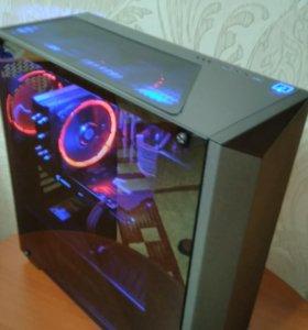 Системный блок I5-7500+GTX1060 6GB Новый,гарантия