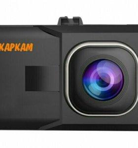 Автомобильный видеорегистратор Каркам f1