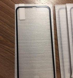 Защитное 3d стекло на iPhone 6-6s- 7-7s