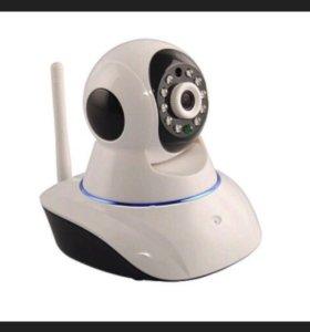 Видеокамера IP 1mp wi-fi (Видеоняня)