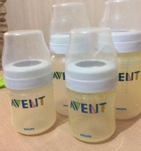 Бутылки Avent