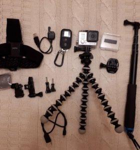 Экшн камера GoPro Hero 3+ Black edition