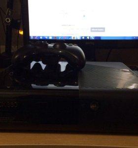 Игровая приставка Microsoft Xbox 360 E 3M4-00043