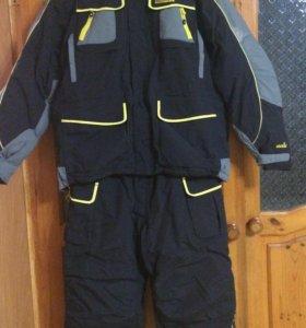 Новый костюм  Norfin Explorer
