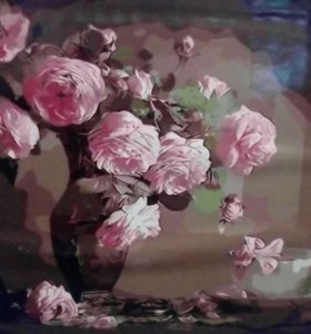 Картина (Розы)