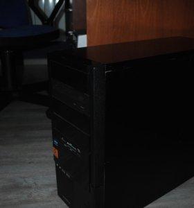 Офисный Системный блок + монитор