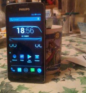 Филипс w8510