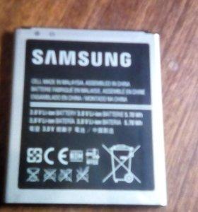 Аккумулятор от телефона Samsung galaxy neo 4