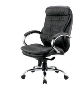 Кресло руководителя T-9950AXSN кожа