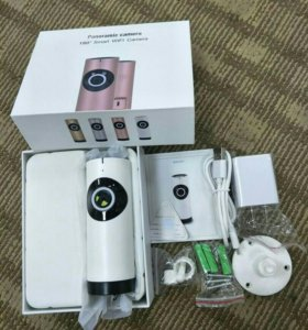 Wi-fi камера видеонаблюдения (видео -няня)