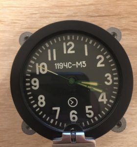 Танковые Часы 119ЧС-М3