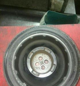 Шкив коленвала BMW оригинал.(11237793593)