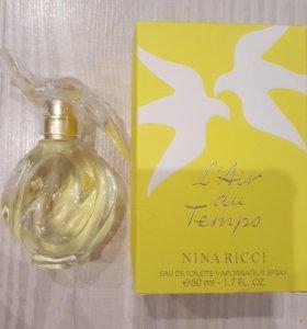 Женские духи L'Air du Temps nina ricci 50ml