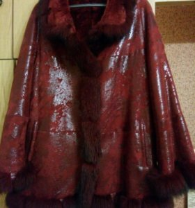 Куртка (дубленка)