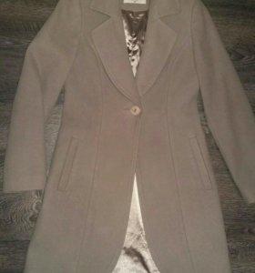 Стильное пальто кэжуал