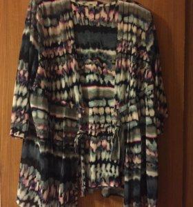 Блуза новая (размер 70)