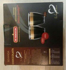 Горячий шоколад для кофе-машины dolce gusto