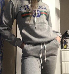 Костюм спортивный на флисе Gucci