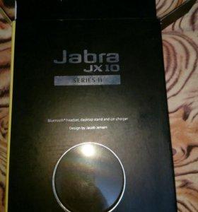 Гарнитура Jabra новый (обмен)
