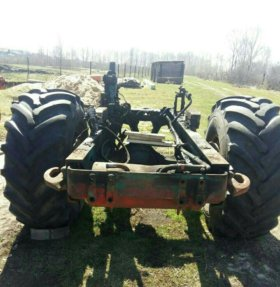Рама на трактор т 150