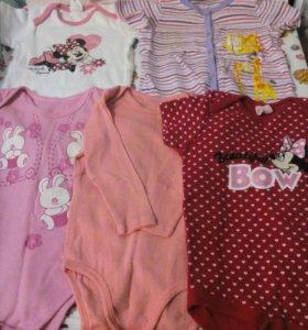 Одежда для девочки (1год)