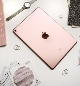 iPad Pro 32gb Rose Gold Cellular (с симкартой)