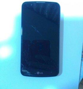 Срочно... Телефон LG K10 LTE (k430ds)
