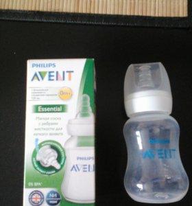 Бутылочка Avent.