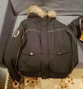 Брендовая куртка De Puta Madre