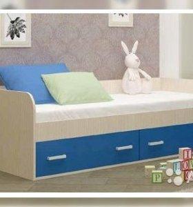 Детская кровать радуга-форес от тхм-кавказ