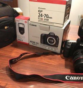EOS Canon 5D Mark II