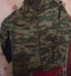 Военный костюм камуфлированный