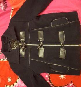 Пальто на мальчика 2-3лет
