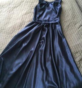 Платье вечернен
