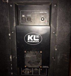 Пульт Yamaha, колонка K.L. (Проф.оборудование)